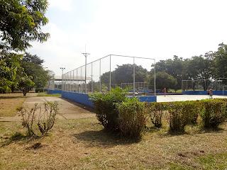 Parque Ecológico do Tietê - Quadras