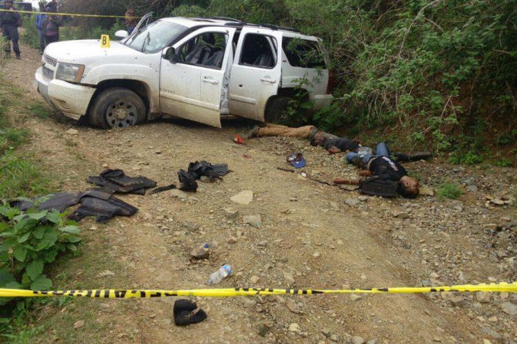 Enfrentamiento en la sierra de Chihuahua deja 3 muertos, entre ellos el Director de Policía Municipal