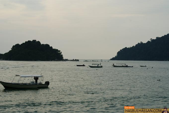 Pulau Pangkor Destinasi Percutian Popular di Negeri Perak