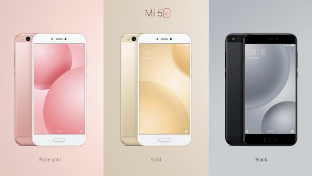 Xiaomi mi 5c price specs and release date