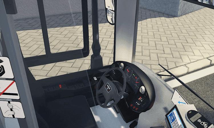 تحميل لعبة محاكي الباصات للكمبيوتر بحجم صغير