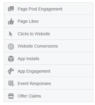 """Iklan di Facebook menggunakan """"Post Page Engagement"""""""