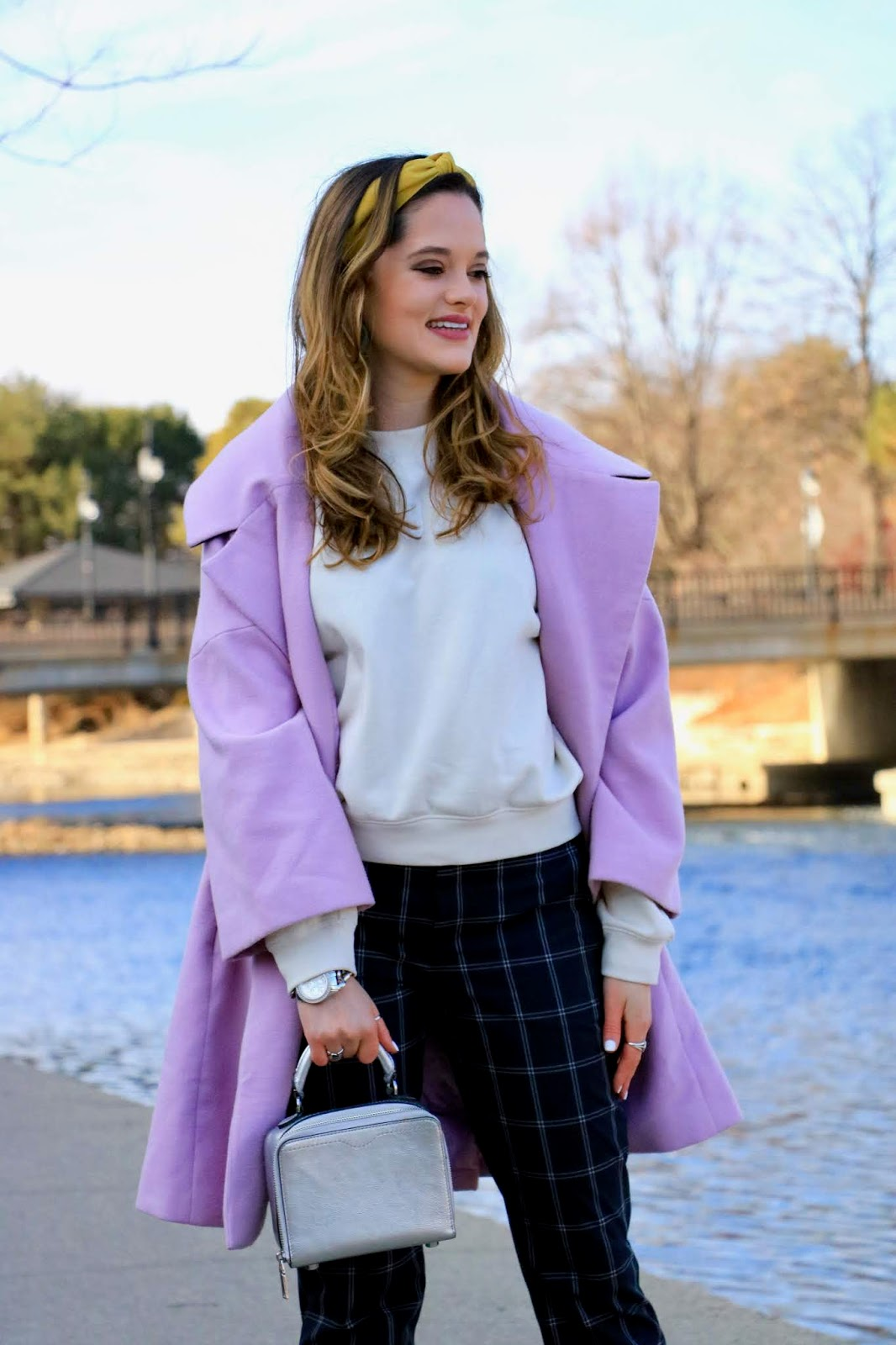 Nyc fashion blogger Kathleen Harper's 2019 winter street style