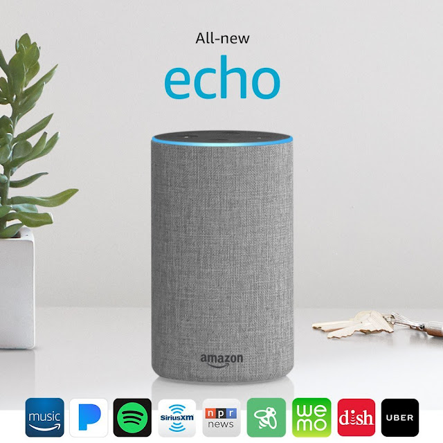 For the Techie Dad Who Needs Answers: The Amazon Echo