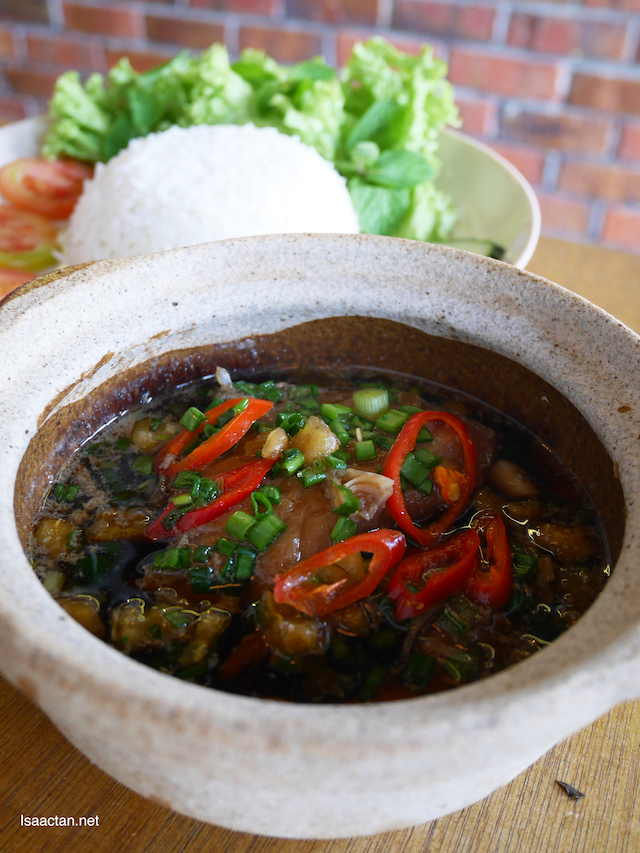 Cha Ko To Claypot Fish Rice - RM14.90