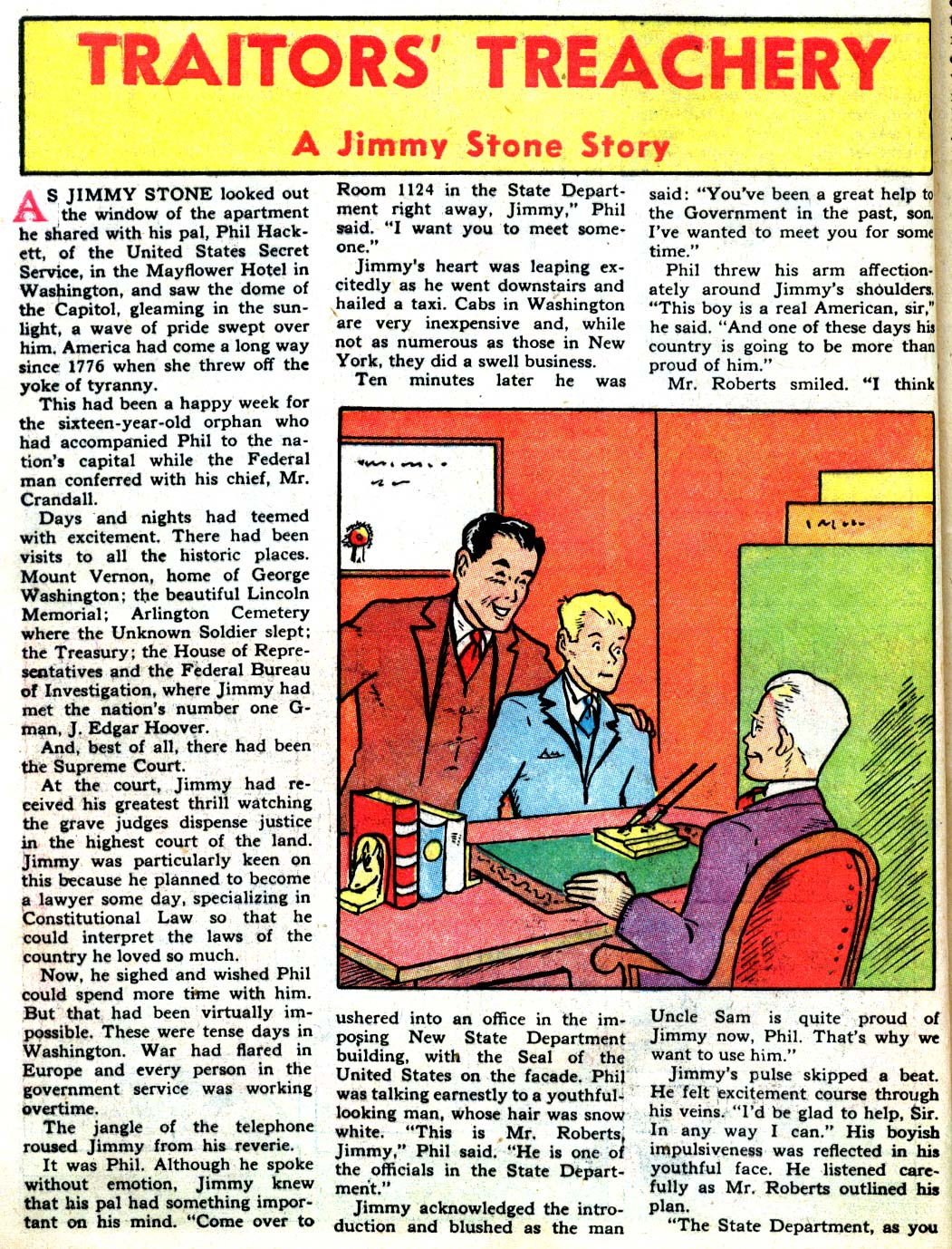 Read online All-American Comics (1939) comic -  Issue #14 - 48
