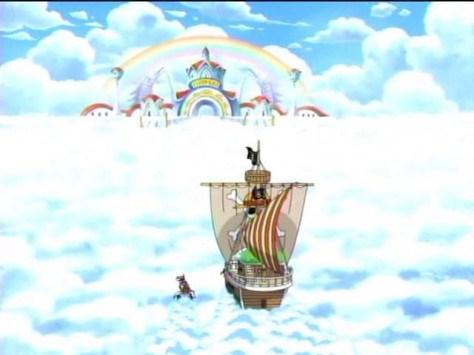 10 Arc Terbaik One Piece - MogiMogy