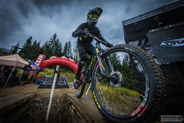 2015 Crankworx Whistler CLIF Bar Dual Speed & Style Results