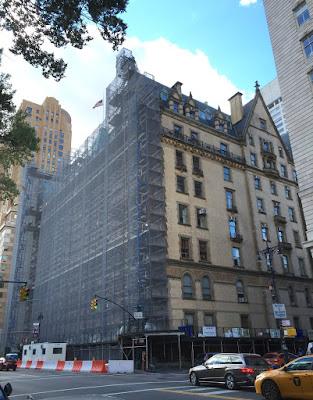 Dakota Apartments(ダコタ・ハウス) | ニューヨーク | アメリカ