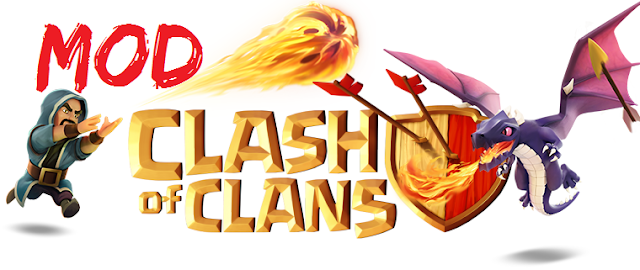 Clash Of Clans atau yang  sering disebut COC merupakan game Strategy yang sangat digemari Clash Of Clans Mod Unlimited Gems, Gold, Elixir No Root (Work)
