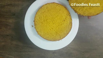 Mango Whole Wheat Cake – Eggless and Without Oven.