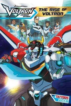 Voltron - O Defensor Lendário - 5ª Temporada Desenhos Torrent Download completo