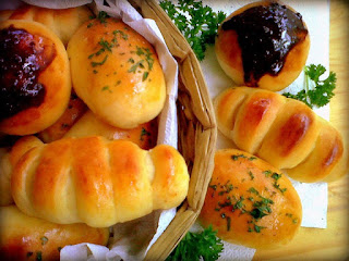 Cara Membuat Roti Unyil