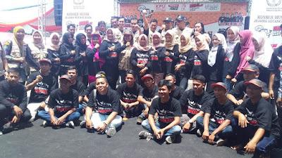 Tingkatkan Partisipasi Pemilih, KPU Pringsewu Gelar Konser Musik