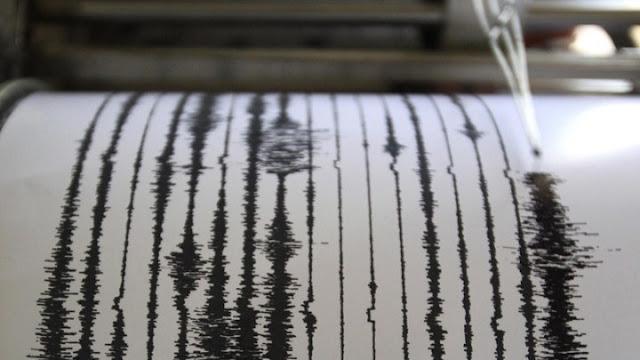 Σεισμός 4,3 βαθμών στα ανοικτά της Πελοποννήσου