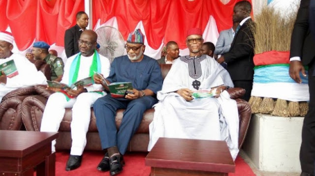Oyegun to Rivers electorate: If they slap you, slap them back