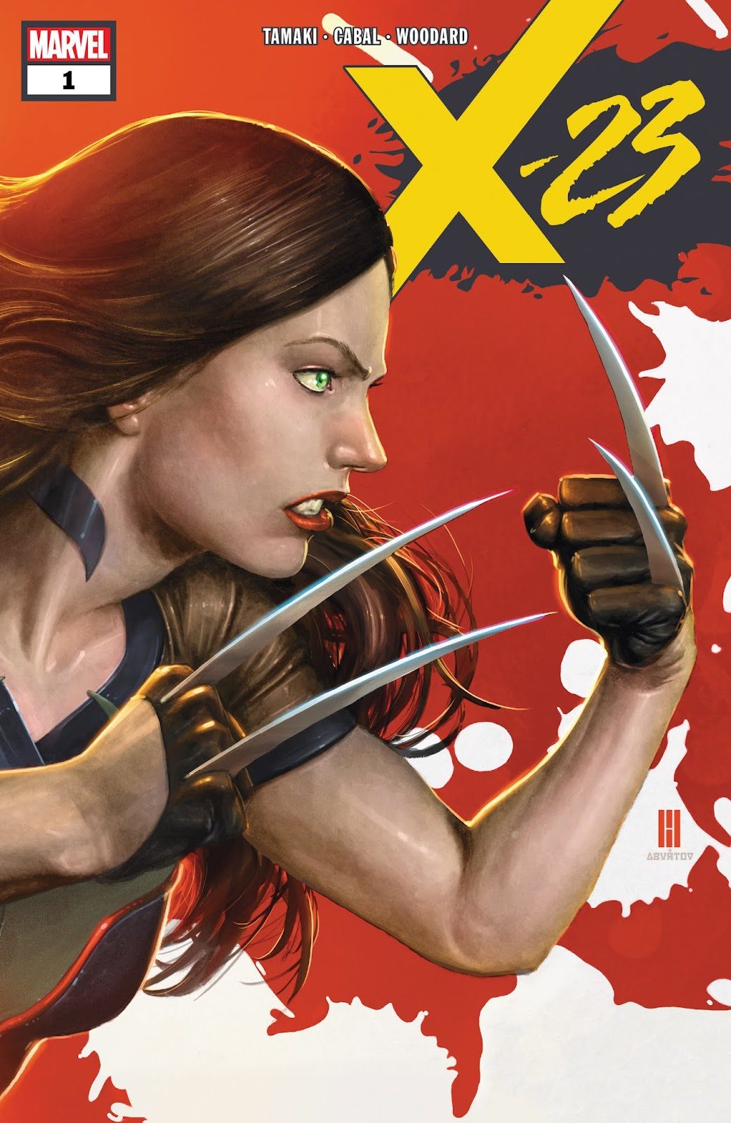 X-23 (2018) issue 1 - Page 1