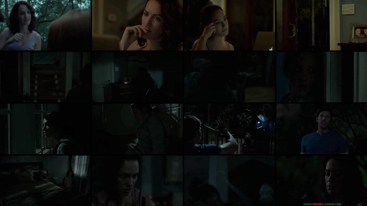 Hush 2016 DVDRip 480p 200MB