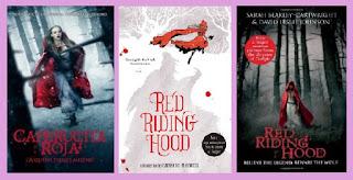 Portadas del libro Caperucita roja, ¿a quién tienes miedo?, de Sarah Blakley-Cartwright