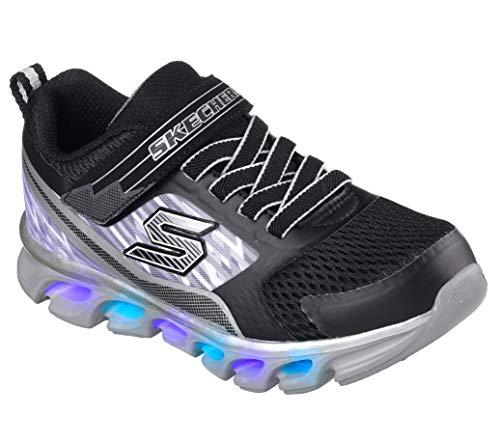 0508863145ff5b Skechers Kids Boys  Hypno-Flash-Tremblers Light Up Loafer