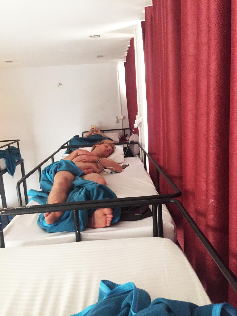 Final, dormitory nude boys