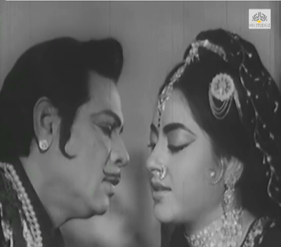 Maharani Padmini (1964) Indian Movie Maharani Padmini is an Indian Hindi (Hopi) film directed by Jaswant Jhaveri in 1964. It is starred by Anita Guha, Jai Raj, Shyama, Sajjan, Indira, Lazmi Chhaya, Helen and many. The cinematographer was Sat Prakash. It is also an album composed by Sardar Malik. Padmini is also known as Padmavati a legendary 13th to 14th century Indian queen. It is actually an epic written by Malik Muhammas Jayasi in 1540 CE. Padmavat (2018) is also directed by Sanjay Leela Bhansali based on this story (epic).  Several important pictures from the film Maharani Padmini 1964 are given below:-    Watch the movie here...