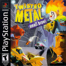Twisted Metal - Small Brawl - PS1 - ISOs Download