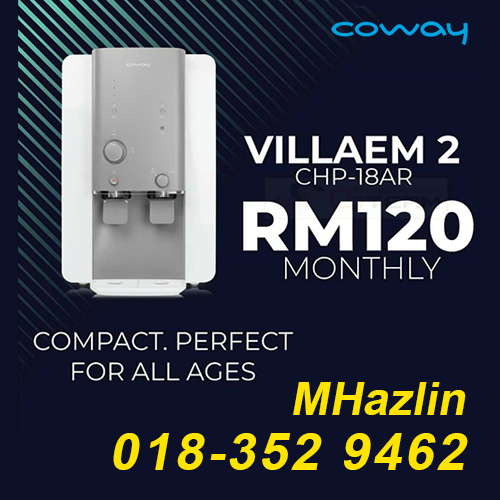 Villaem II Produk Terbaru Dari Coway
