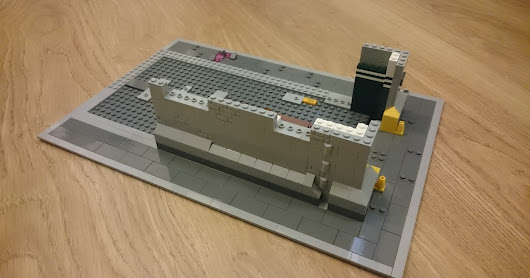 190 - LEGO 75827 Ghostbusters Firehouse: Part 1