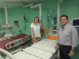 Τη δημιουργία Αιμοδυναμικού Εργαστηρίου σχεδιάζει η Διοίκηση του νοσοκομείου. Συναντήσεις με την Ομογένεια της Αυστραλίας