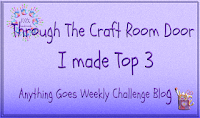 Top 3 Challenge Anything Goes - week 7 July