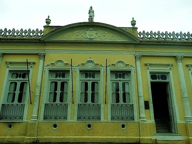 Casa que abriga o Museu Carlos Barbosa, Jaguarão