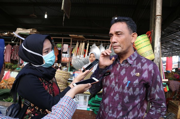 Pemprov Kembali Gelar Pasar Murah Serentak di 3 Pasar