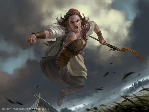 Chris Rallis deviantart ilustrações fantasia games wizards of the cost magic the gathering mtg