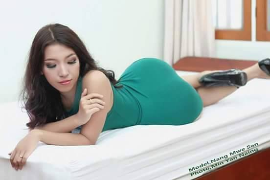 Myanmar Model Girls-7351