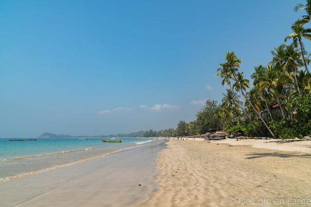 Plage Laguna Lodge-Sud Ngapali-Birmanie-Myanmar