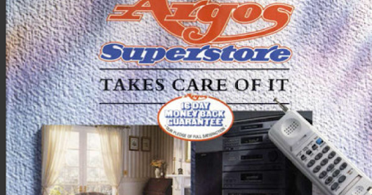 THE ARGOS SPRING SUMMER 1993 CATALOG