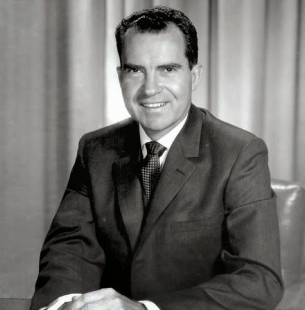 Carroll Bryant: Richard Nixon: The Presidents
