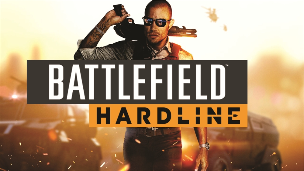Battlefield Hardline Download Poster