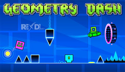 Geometry Dash Apk + Mod All Unlocked Full Version Download