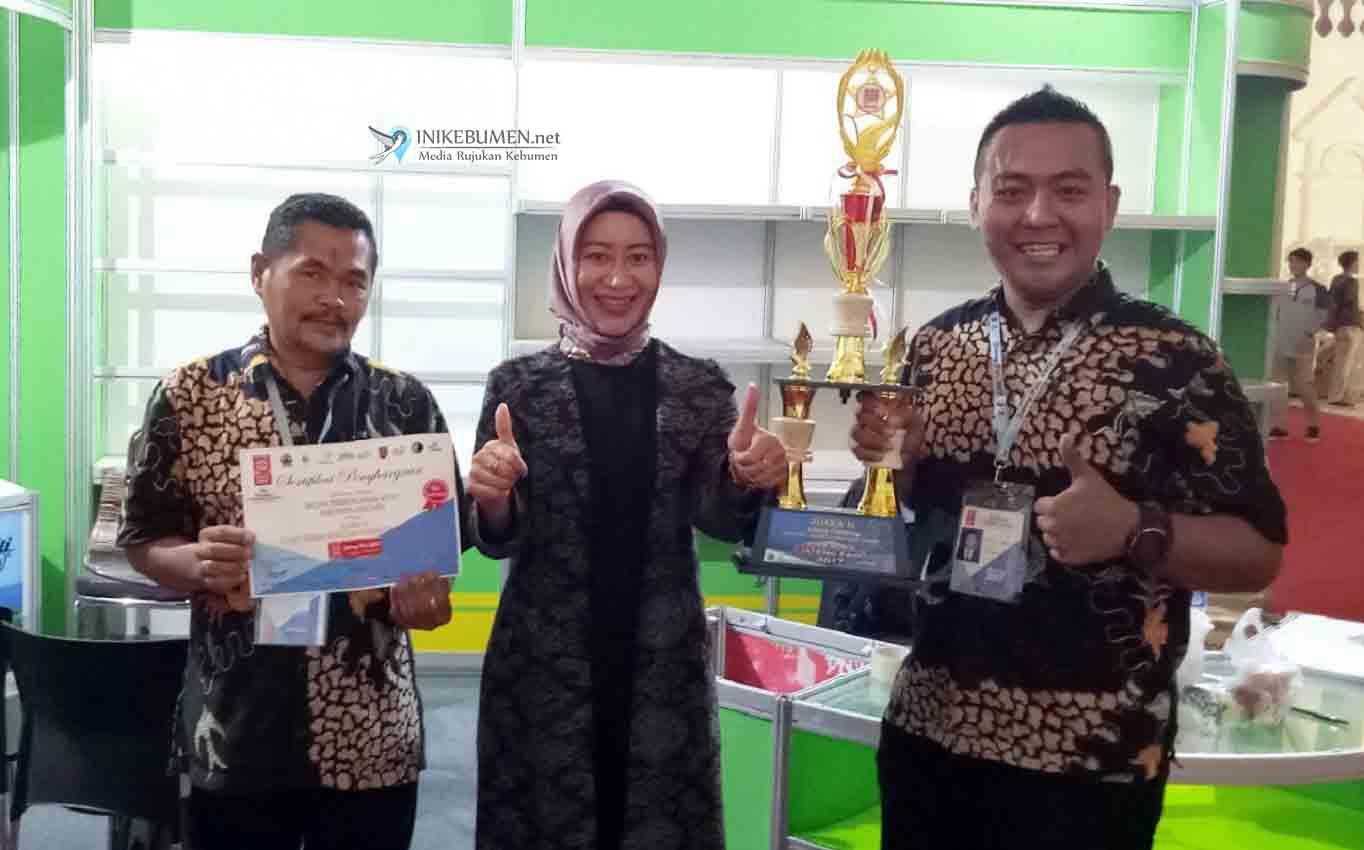 Ikan Sidat Antarkan Stand Pemkab Kebumen Raih Juara II pada Jateng Fair 2017