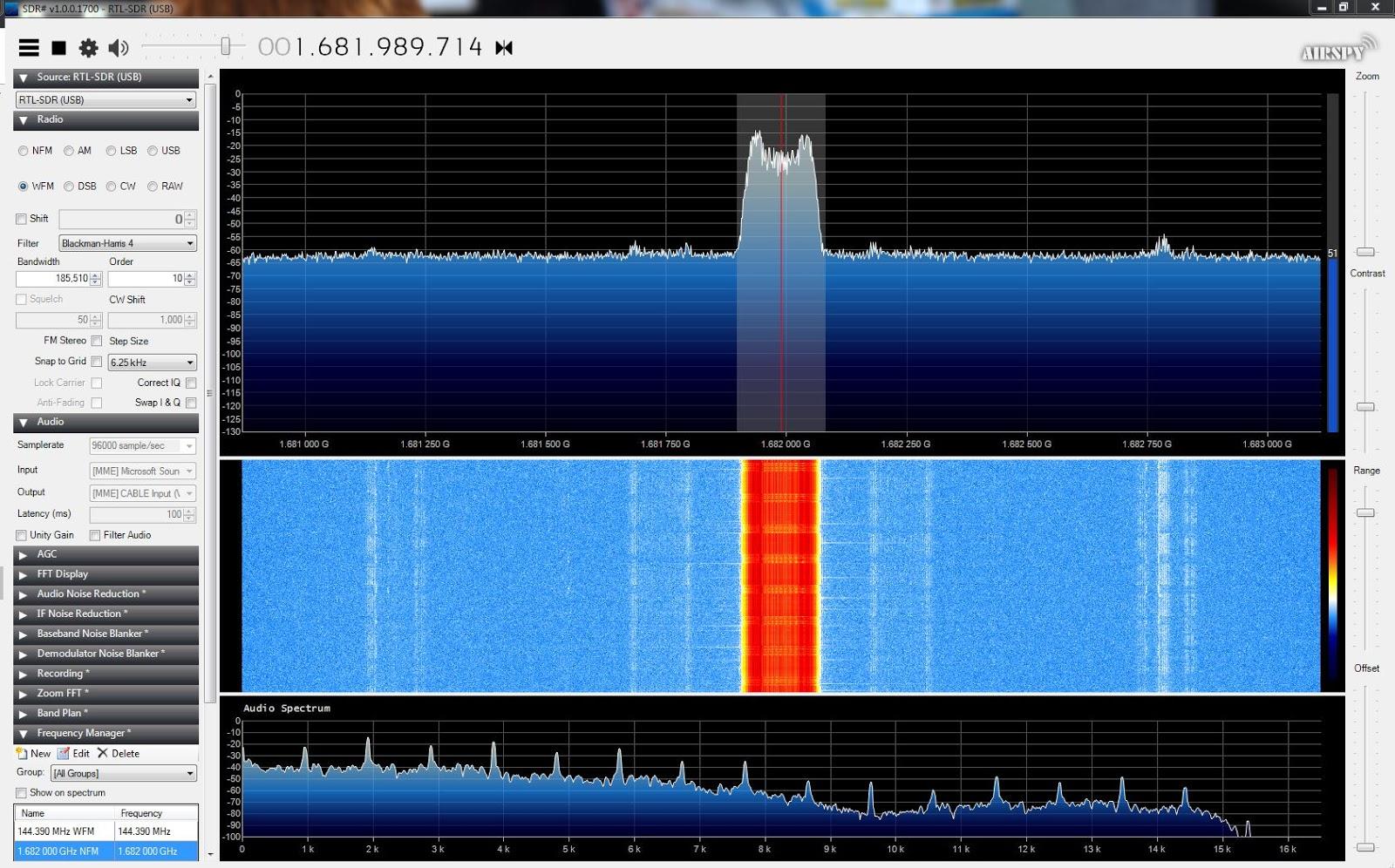 Rog's Projects: Chasing Radiosondes
