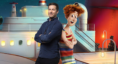 Hotel Transylvania 3 Summer Vacation Andy Samberg