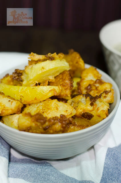receta de las patatas rebozadas con ajo3