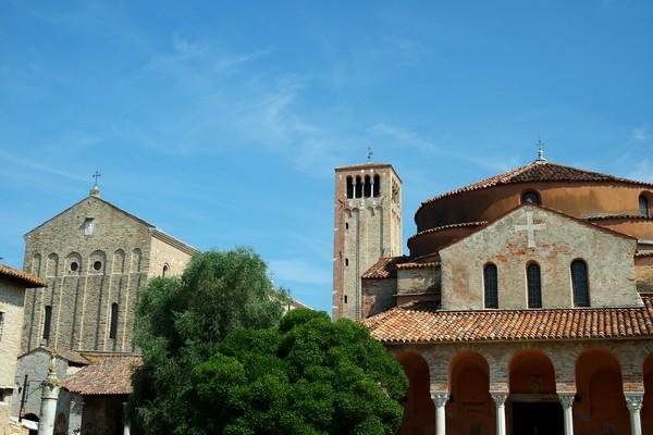 venise torcello basilique santa maria assunta