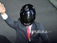Terungkap, Ini Dia Sosok Pengganti Jokowi di Atas Moge