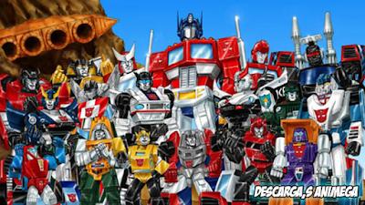 Transformers Primera Generacion 98/98 Audio: Latino Servidor: Mega