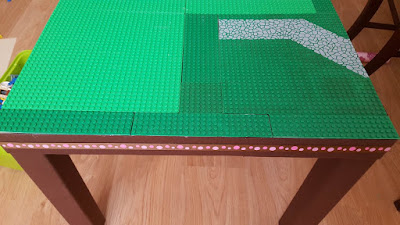 Ikea Hack Lego Table