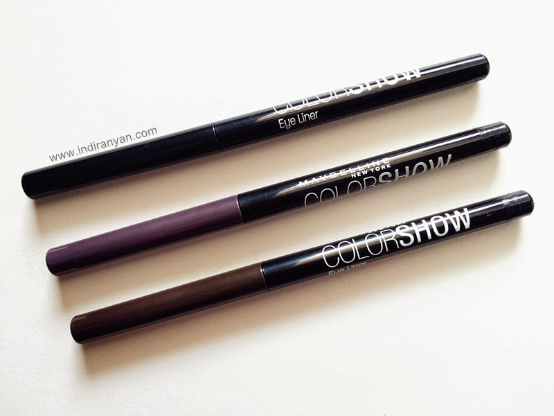 Maybelline Color Show Eye Liner