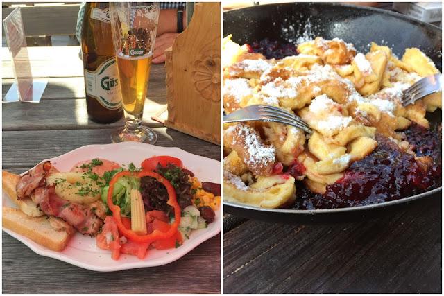 Kulinarisches Oesterreich steirische Spezialitaet Familienurlaub Oesterreich Jules kleines Freudenhaus